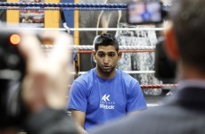 Amir Khan gets his rematch with Lamont Peterson
