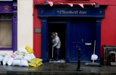Cork placed on flood alert