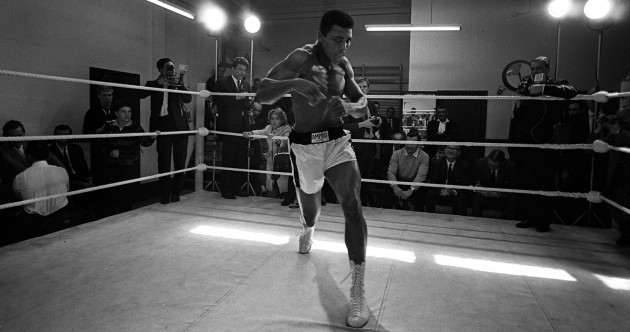 In pictures: 70-year-old Muhammad Ali's life in the ring