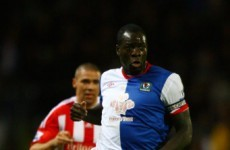 Christopher Samba wants out of Blackburn and hands in transfer request