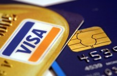 Visa card spending in Ireland up by 48pc last year