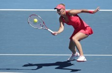 While you were sleeping: Wozniacki, Clijsters into 3rd round at Aussie Open