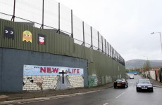 New £2m fund to bring down Belfast's 'peace walls'