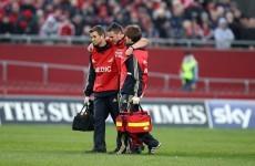 Cruel blow as cruciate op rules Ronan out for the season