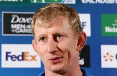 Deferred: Cullen to decide on Six Nations fitness next week