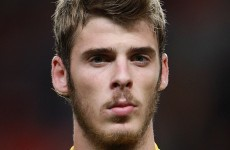 Blind as a bat: David de Gea seeks eye surgery