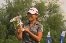 New Zealand's Lydia Ko becomes youngest pro tour winner at 14