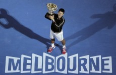 Ain't no stopping me: Djokovic has that unbeatable feeling