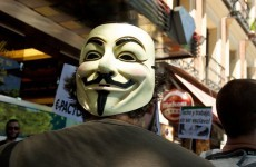 Government website passwords obtained by Anonymous hacker