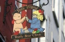 Dublin's 74-year-old doll hospital and teddy bear clinic closes today