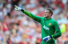 More injury woe for Fergie as Lindegaard facing at least a month out