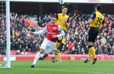 As it happened: Arsenal v Blackburn Rovers