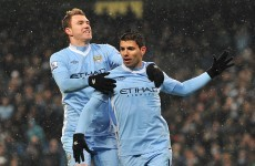 As it happened: Manchester City v Fulham