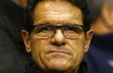 Arrivederci Fabio: Capello steps down from England post