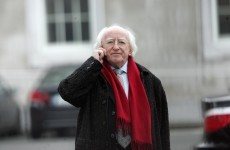 London calling: Michael D plans first official trip as Irish President
