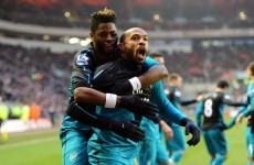 As it happened: Premier League