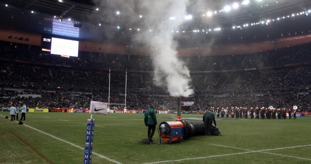 Updated: New France-Ireland date expected Monday, IRB back Pearson