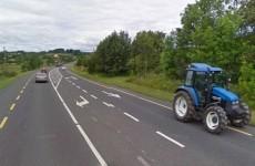 Pedestrian killed in road traffic accident in Cavan