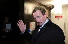 How is Enda Kenny doing on his 'best small country' election target?