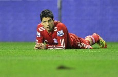 Suarez dreaming of Wembley