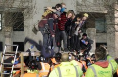 Occupy London protesters evicted from camp at St Paul's Cathedral