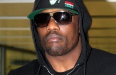Dereck Chisora slapped with indefinite ban for David Haye brawl
