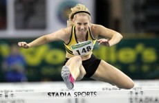 Small packages: O'Rourke among curtailed group for World Indoors