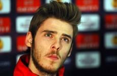 The lad will go far: Peter Schmeichel backs young pretender De Gea