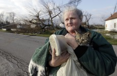 Photos: storms wreak havoc across southern US states