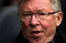 Sorry to see you go, Fergie tells sacked AVB