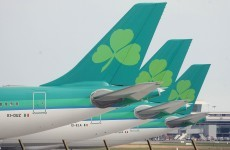 Aer Lingus passenger numbers increase by almost 9 per cent