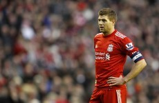 Liverpool can still qualify for Champions League, says Gerrard