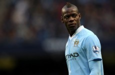 The most expensive lap dance ever… Balotelli pays price for strip club visit