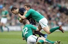 Six Nations: How Ireland rated against the Scots
