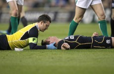 Lee Jones still in hospital, but making 'good progess'