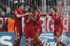 As it happened: Bayern Munich v FC Basel, Champions League