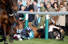 Cheltenham controversy in dramatic Champion Chase