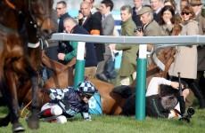 Cheltenham controversy in dramatic Champion Chase