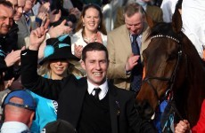 Henderson hails Irish stable lad's €1.2million accumulator foresight