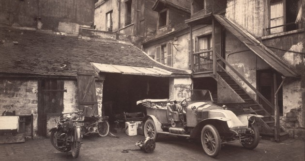 In pictures: Street scenes from Paris in the early 1900s