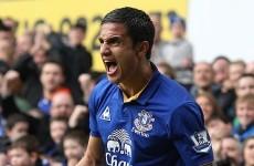 As it happened: Everton v Sunderland