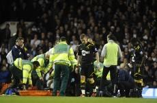Match abandoned: Tottenham Hotspur v Bolton Wanderers