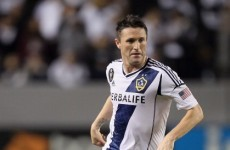 Robbie Keane on the double for LA Galaxy