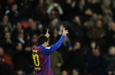 Like Mike: Messi is football's equivalent of Jordan, says Guardiola
