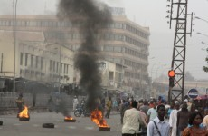 Soldiers overthrow government in Mali