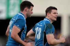 Pro12: Leinster bolstered by star quartet