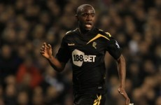 On the mend but Fabrice Muamba's future remains uncertain