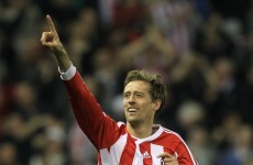 Poll: Was Peter Crouch's volley against Man City goal of the season?