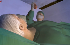 Taiwanese animators let you watch Dick Cheney's heart transplant