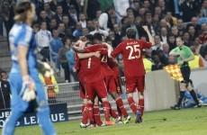 Super Mario's world: Gomez, Robben steer Bayern towards CL semis
